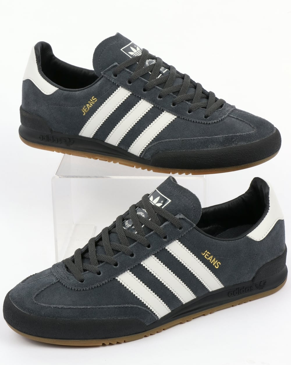 Adidas Jeans Trainers Mk2 Carbon Grey