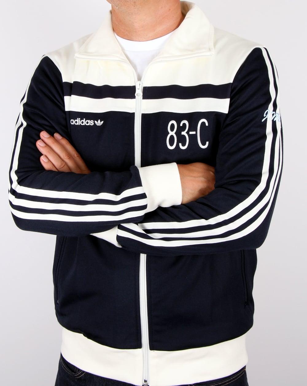 adidas jacke 83 c track top