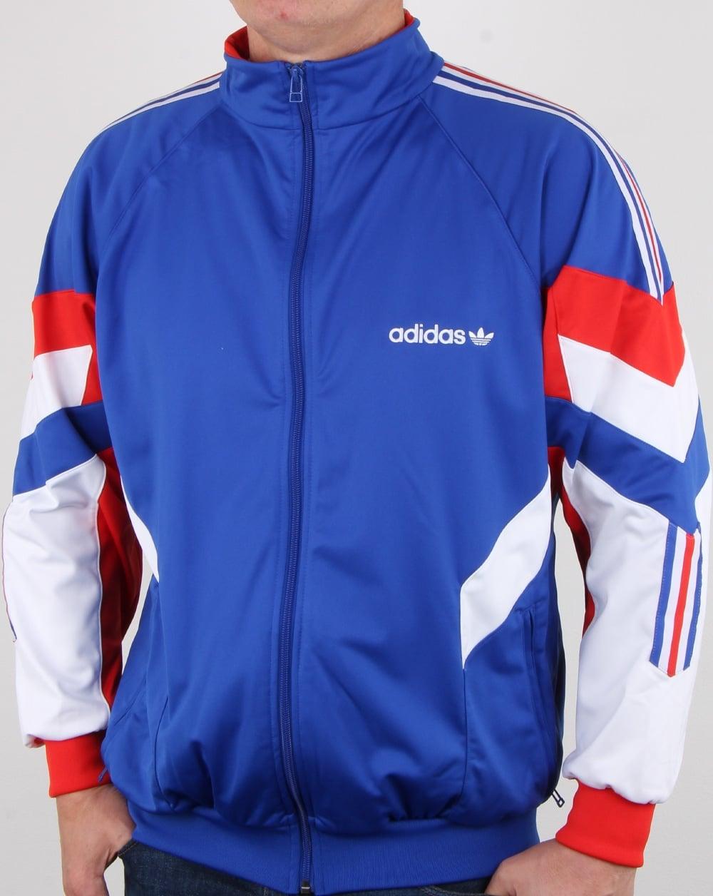 adidas Originals Aloxe Track Top Trainingsjacke bei Blue