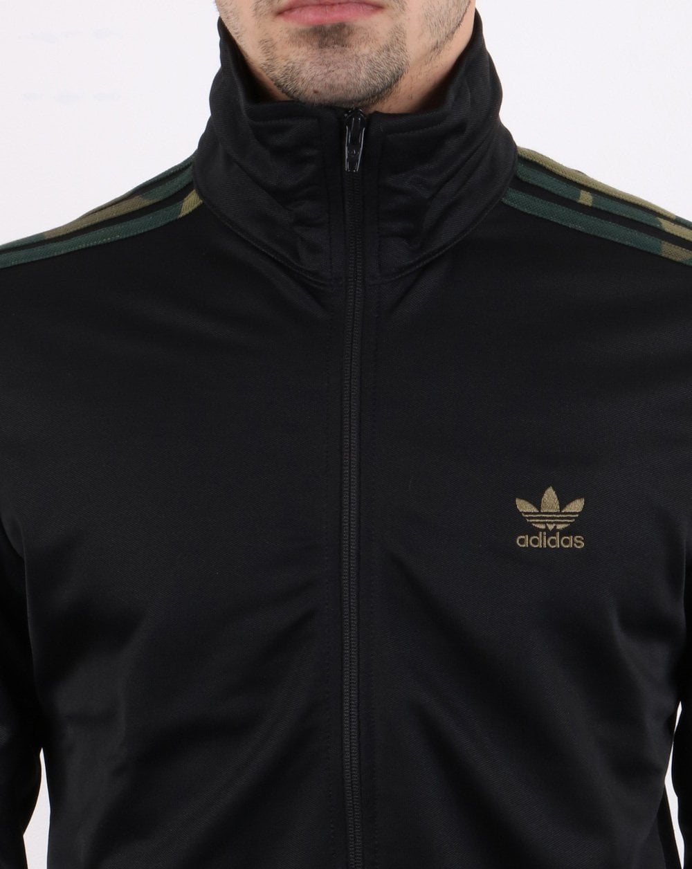 Adidas Camo SST Track Jacket Mens, S 46: : Bekleidung
