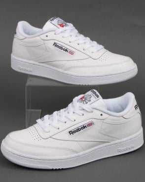Reebok Trainers Classics, White, Club 85, Exofit, Workout